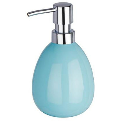 Ceramic Soap Dispenser Polaris pastel blue