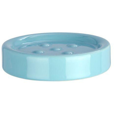 Ceramic Soap Dish Polaris pastel blue
