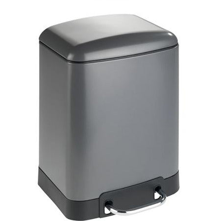 Pedal Bin Easy Close 6l, Studio grey