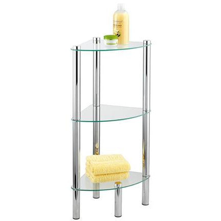 3-Tier Corner shelving unit Yago