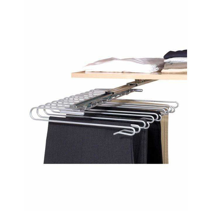 Wardrobe Pull Out Trouser Hanger