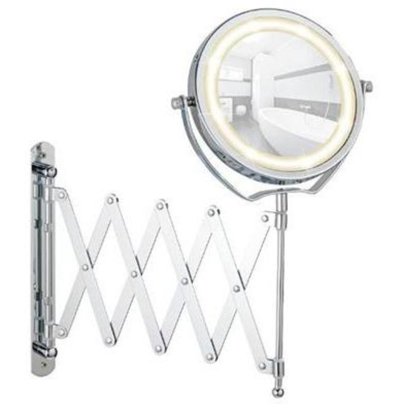 LED Telescopic Wall Mirror Brolo