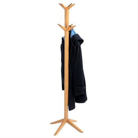 Coat Rack Bamboo