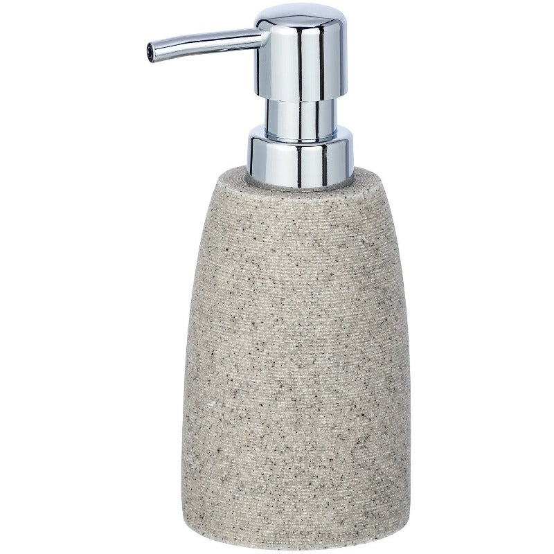Soap Dispenser Goa, light grey