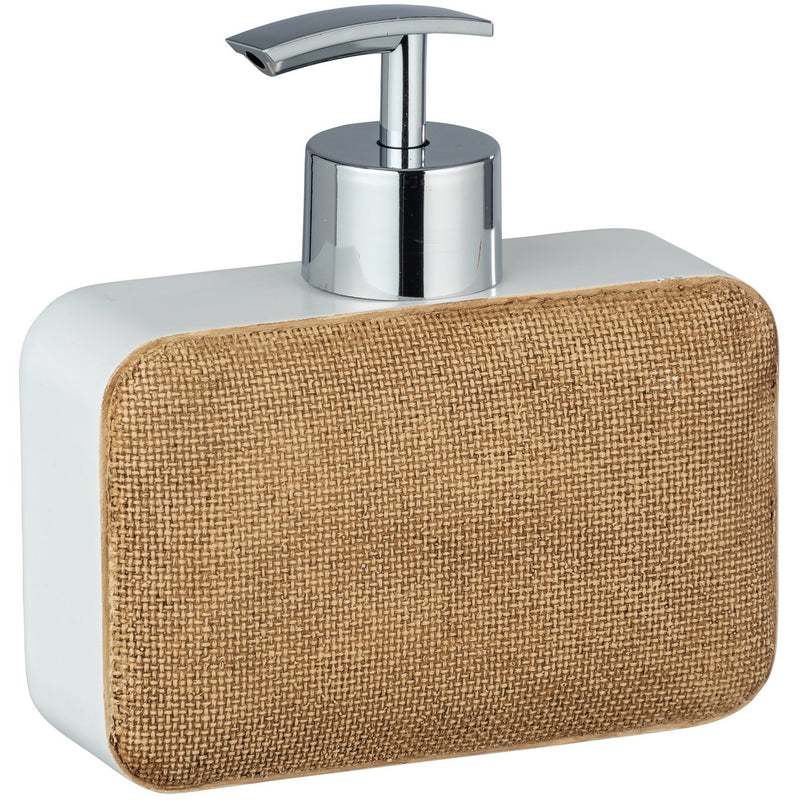 Soap Dispenser Mod. Ambila beige