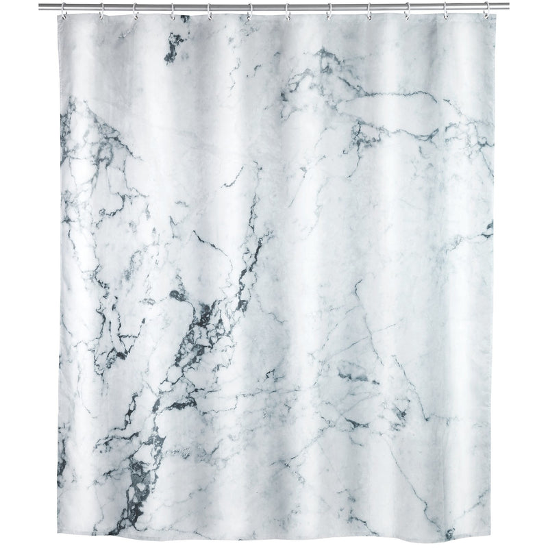 Polyester Shower Curtain Onyx