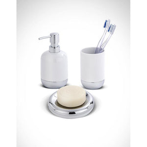 03 Piece Ceramic Melfi Bathroom Set WEN-074