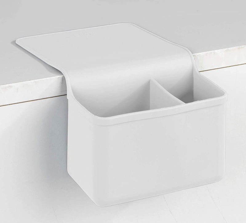 Cosmetic organizer Duo Ampio White