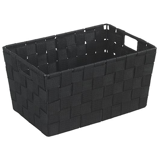 Black Adria Bath Basket Adria WEN-207