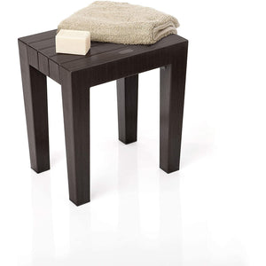 STOOL LOMBOK BROWN - TAT-418