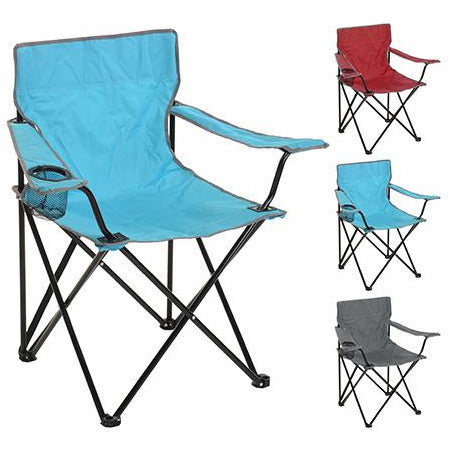 CHAIR FOLDABLE METAL KOP-288