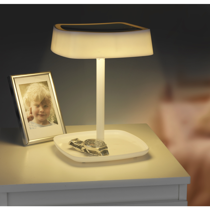 LED-Cosmetic Mirror & Table Lamp Ostia