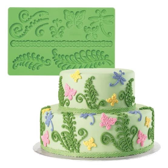FONDANT AND GUM PASTE MOULD
