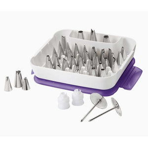WILTON MASTER TIP SET 55 PCS