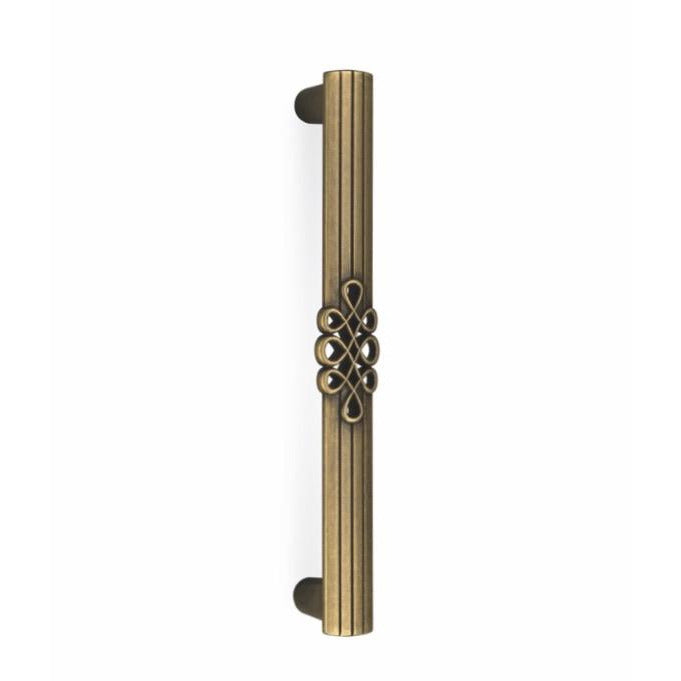 Pull handle antique brass 280mm CEBI