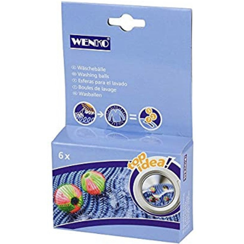 Laundry Balls Bobble free 6 pcs.