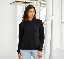 Load image into Gallery viewer, Mama Knows Best...Blush Drop Shoulder Crew Neck Sweatshirt