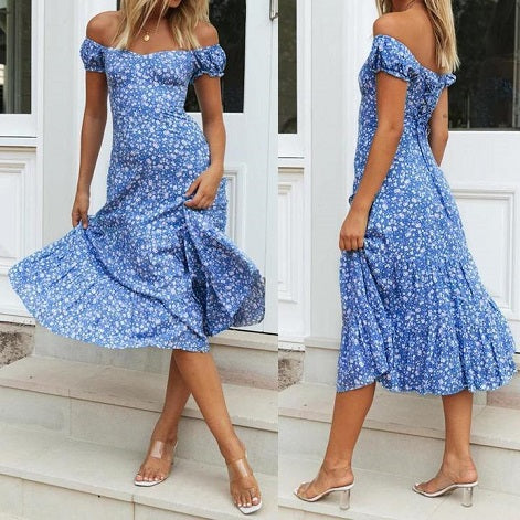Casual Maxi Dress for Summer