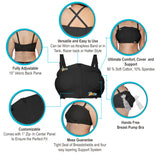best pump bra, breastfeeding pump bra,hands free bra,maternity bra