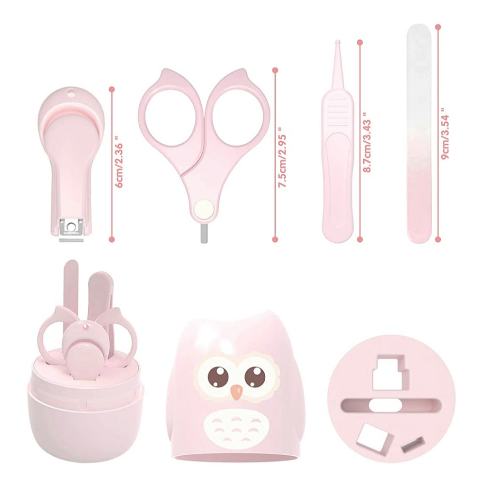 4 in 1 Baby Grooming new Kit