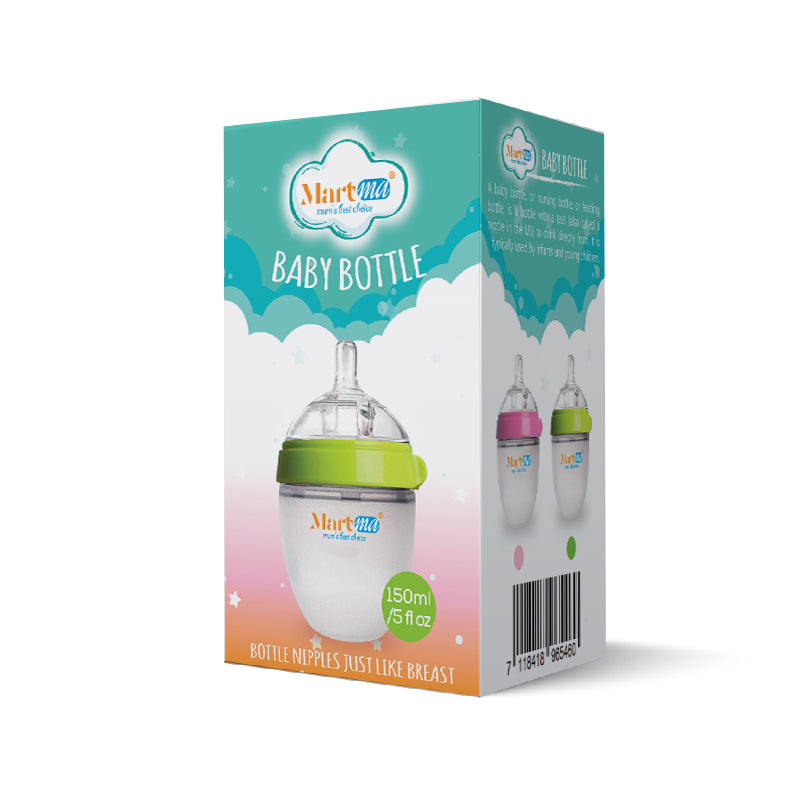 Spill Proof Anti Colic Bottle