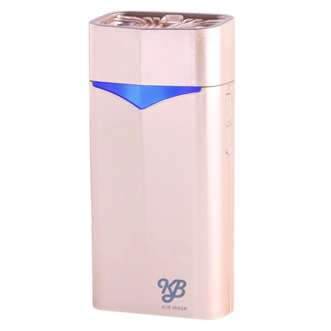 KB Air Mask Portable Purifier (Rose Gold)