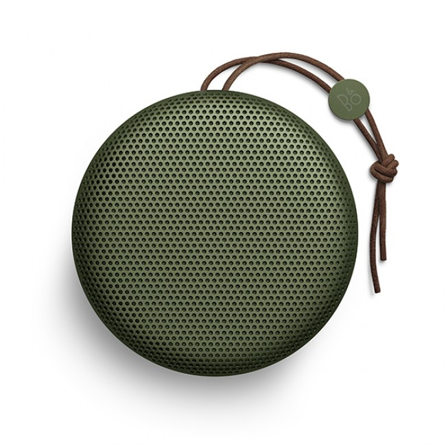B&O Beoplay A1 Bluetooth Speaker (Moss Green)