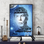 Load image into Gallery viewer, Spock - Star Trek The Original series - Word Art - Collectable/Memorabilia/Gift