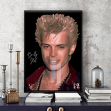 Billy Idol / Rock Icon / Music legend - Collectable/Memorabilia/Gift/Print - Pop Art