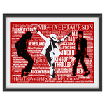 Load image into Gallery viewer, Michael Jackson - King of Pop - Collectable/Memorabilia/Gift/Print - Pop Art