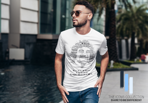 Jeff Lynne ELO portrait in songs / Premium Supersoft T Shirt