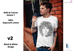 Load image into Gallery viewer, The Doors Jim Morrison Cool Music/Rock/Concert Premium Supersoft 100% Cotton Unisex T Shirt