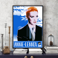 Annie Lennox 2 / Eurythmics Pop Art - Unique Keepsake/Collectable/Memorabilia/Gift/Print