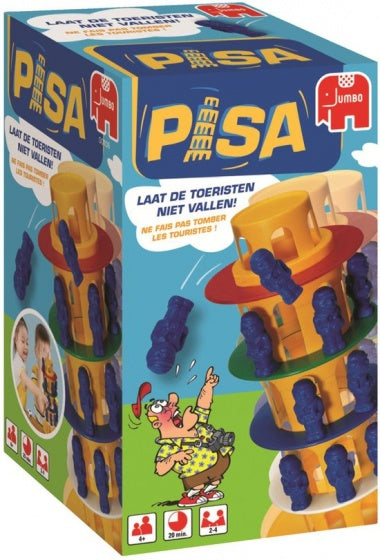 Pisa kinderspel