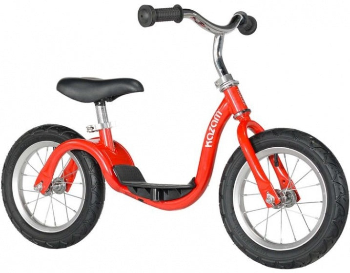 loopfiets 12 Inch Junior Rood