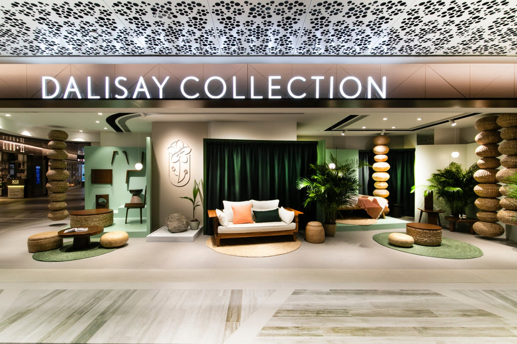 Dalisay Collection Pop-up at K11 Musea