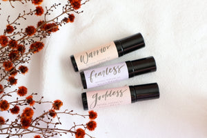 Natural Perfume Rollers