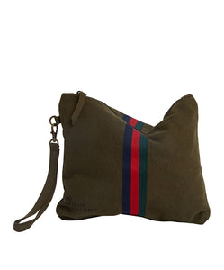 Escapee Pouch Bag Khaki