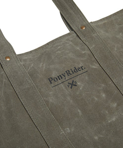 Pony Rider Camp Fire Timber Carry Bag Olive