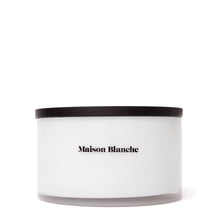 Load image into Gallery viewer, Maison & Blanche Deluxe Candle Bergamot  & Tobacco