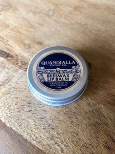 Quandialla Candle Co Beeswax Lip Balm