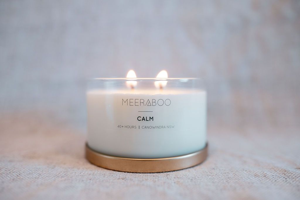 Meeraboo Candle - Calm
