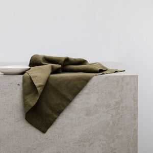 Cultiver Napkins Set of 4 - Olive