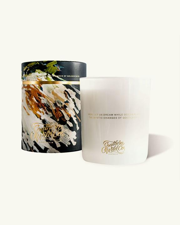 Southern Wild Co Sunshine State Candle