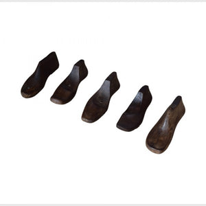 Wooden Shoe Form Door Stopper