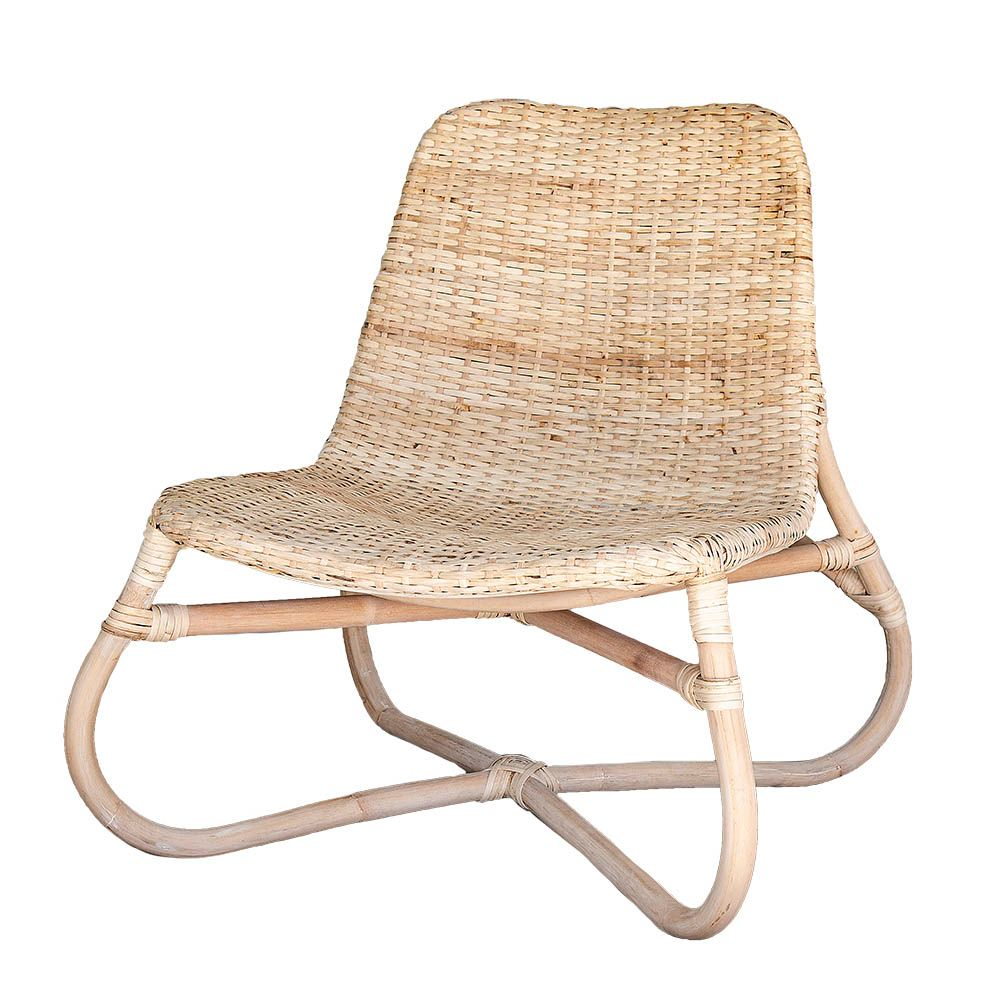 Low Woven Chair
