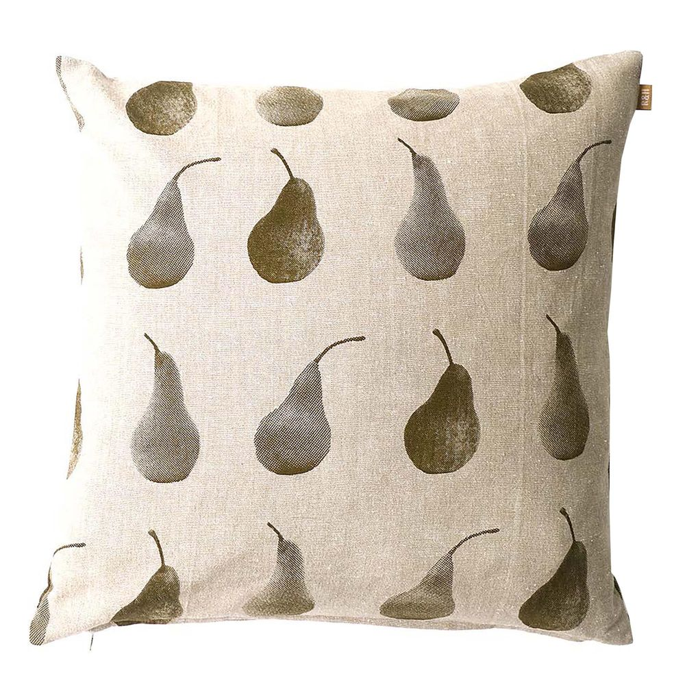 Pear Cushion Khaki