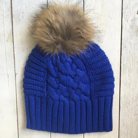 Up for Anything Merino Wool Beanie - Rightly Royal