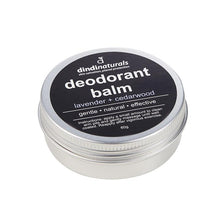 Load image into Gallery viewer, Lavender &  Cedarwood Deodorant Balm 60g