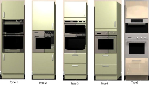 Oven Housing Units 1970mm high Mayfair Mussell